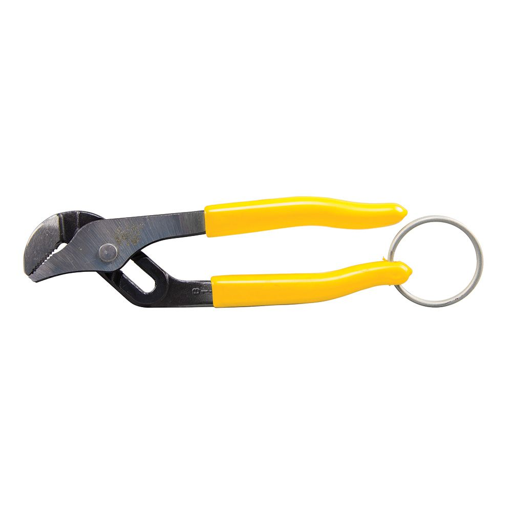 Pump Pliers, 6-Inch, with Tether Ring