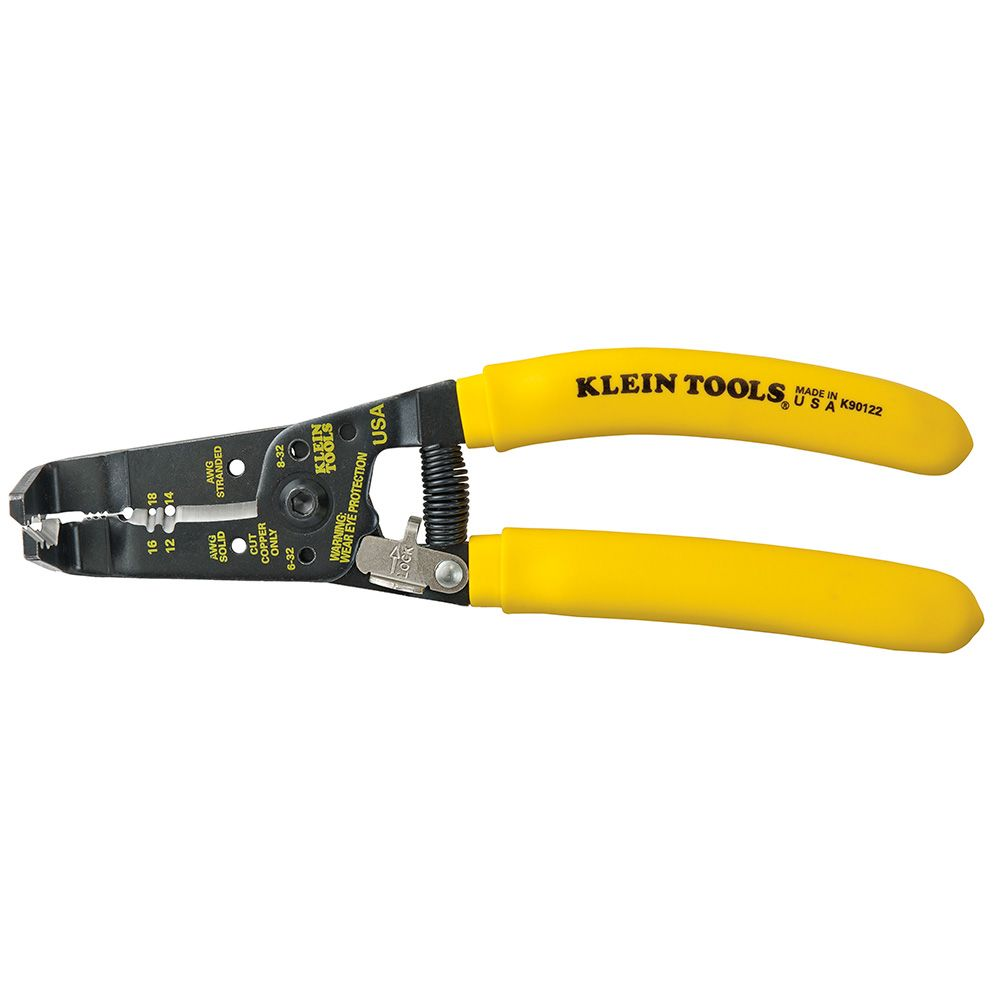 Klein-Kurve® Bent Nose NM Cable Stripper/Cutter