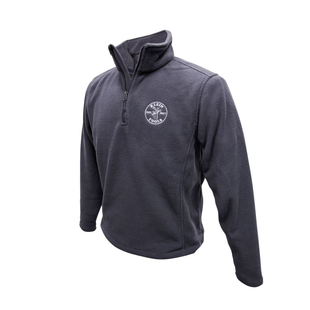 Port Authority Fleece Grey, Small