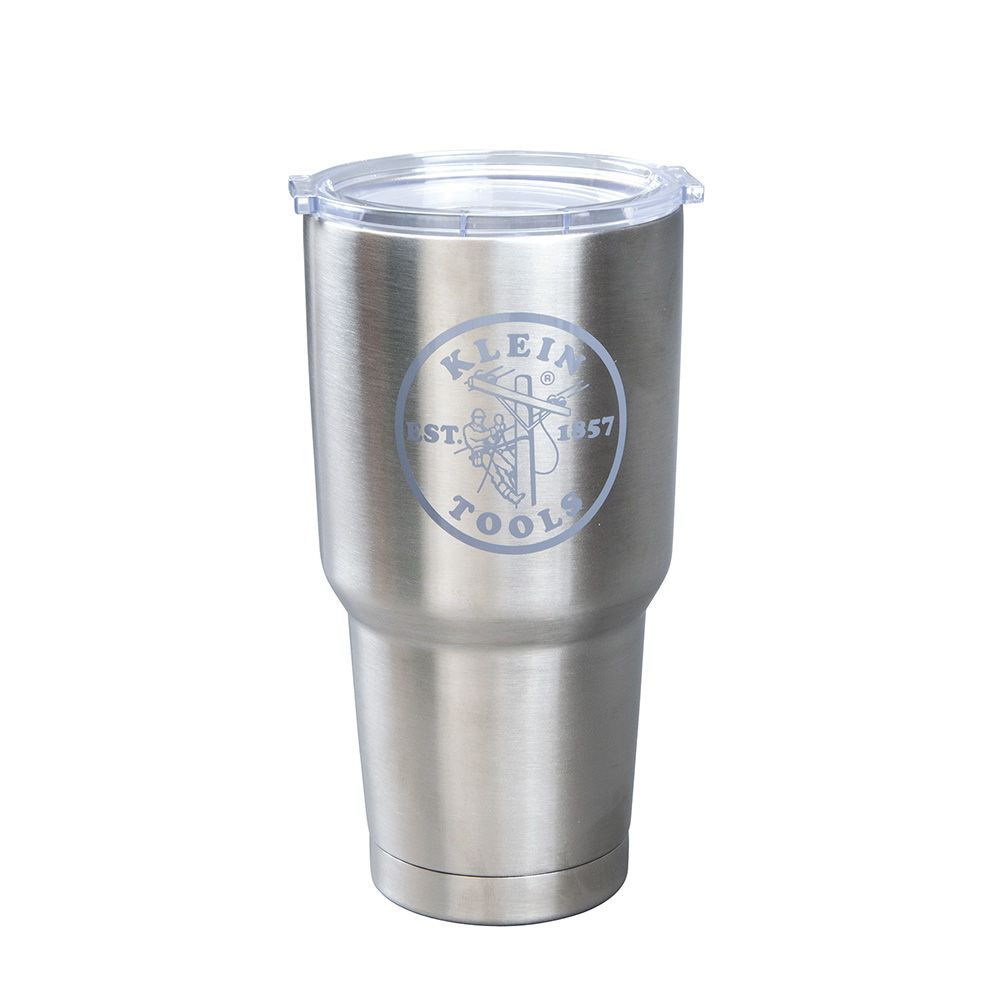 Insulated Tumbler, 30 oz., Lineman Logo