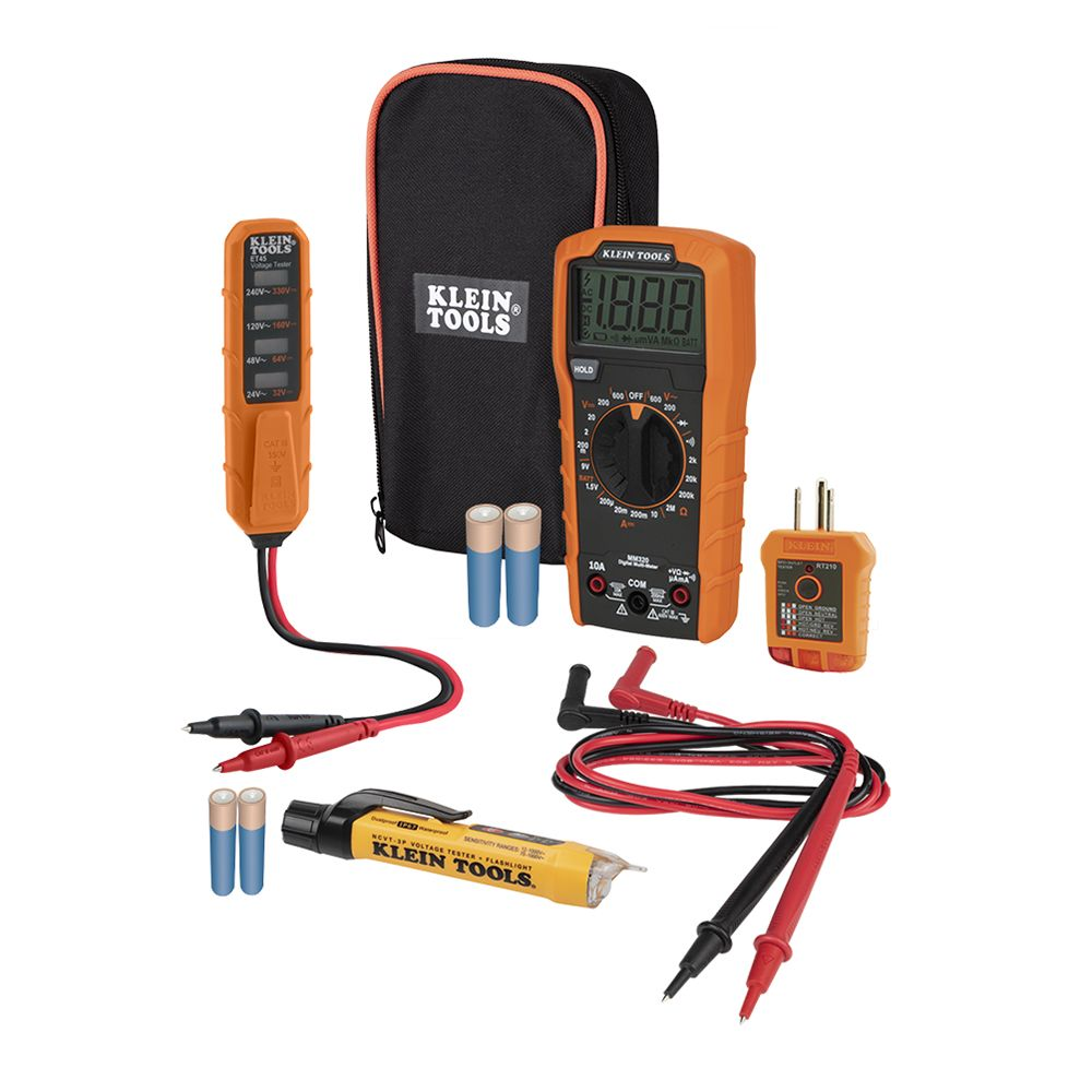 Digital Multimeter Electrical Test Kit