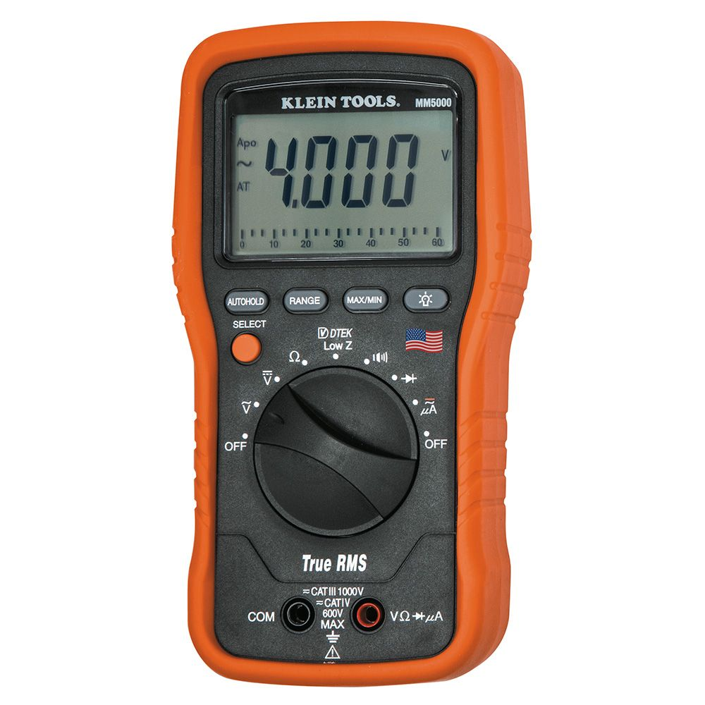 Electricians TRMS Multimeter
