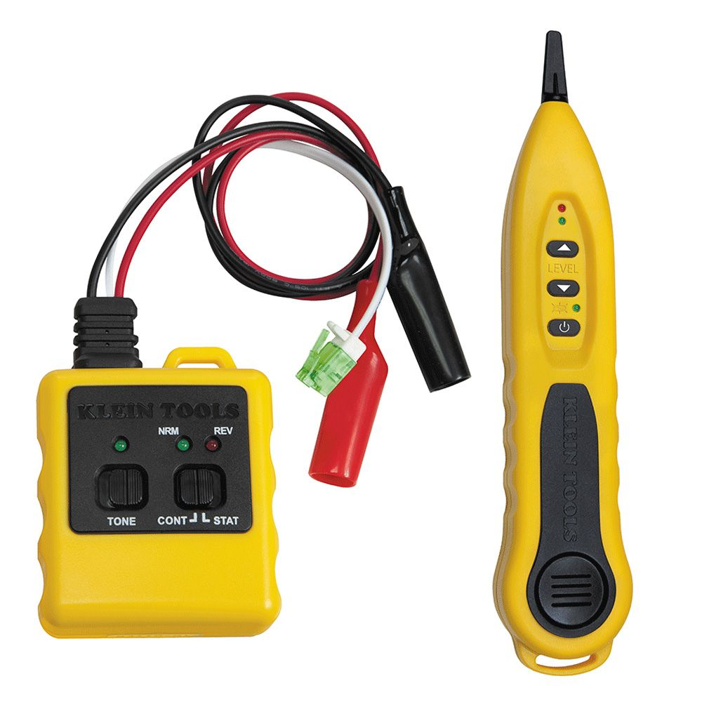 120 Volt Electrical Wire Tracer Tool About Wiring Diagram Digital Circuit Breaker Identifier 90120vac Tonecube Probeplus Tone And Probe Tracing Kit Vdv500 808 Klein Tracers