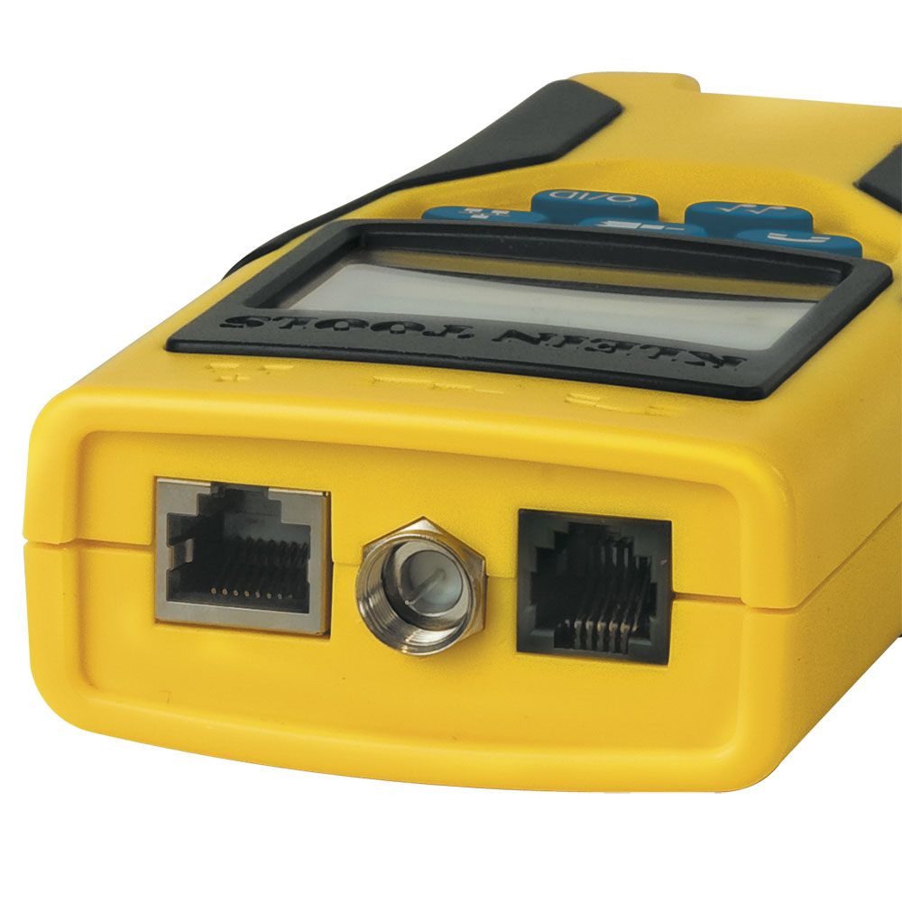 Cable Tester Product : Vdv scout pro tester kit klein tools