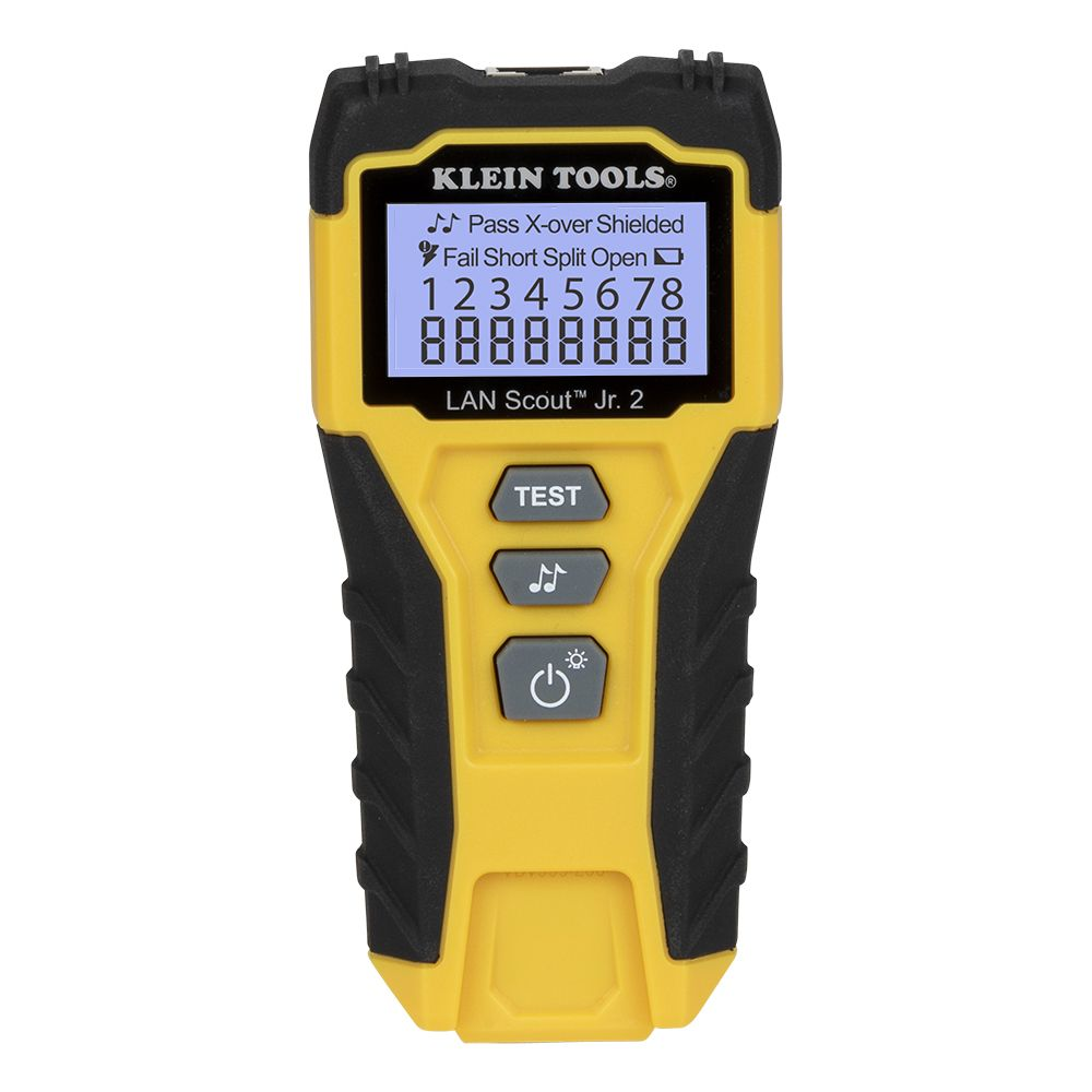 LAN Scout™ Jr. 2 Cable Tester