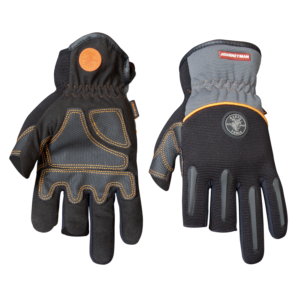 Insulated leather work gloves amazon - Png