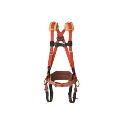 Lineman's Harness with Deluxe Full-Floating 5278 Body Belt (5)
