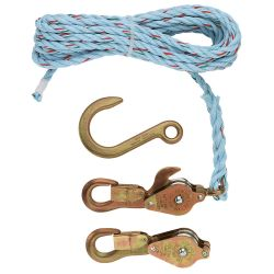 Block & Tackle with Standard Hooks (4)