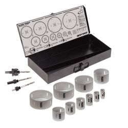 31640 Master Electricians Hole Saw Kit