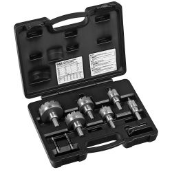 31873 Master Electricians Hole Cutter Kit 8 Pc