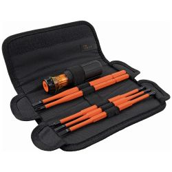 32288 8-in-1 Insulated Interchangeable Screwdriver Set