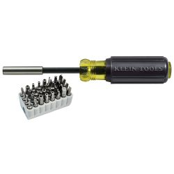 32510 Tamperproof Magnetic Screwdriver 32 Bits
