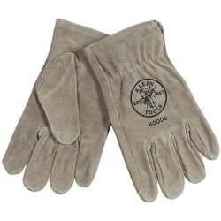 40006 Cowhide Driver's Gloves Large