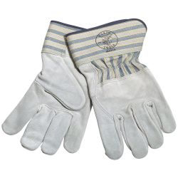 40008 Medium-Cuff Gloves Large