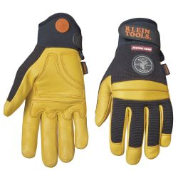 40042 Journeyman Pro Leather Work Gloves - Medium