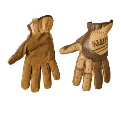 40227 Journeyman Leather Utility Gloves, Large