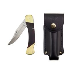 44037 Sportsman Knife Drop Point 3-3/8''