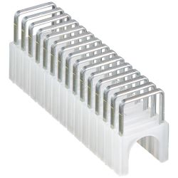 450-001 Staples, 1/4-Inch x 5/16-Inch Insulated