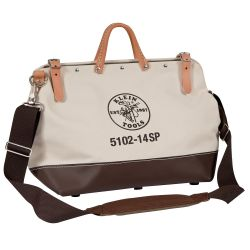 5102-14sp 14'' Deluxe Canvas Tool Bag