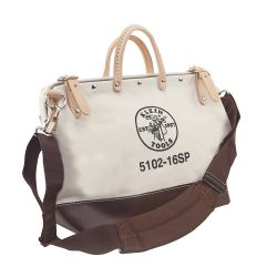 5102-16sp Deluxe Canvas Tool Bag, 16-Inch