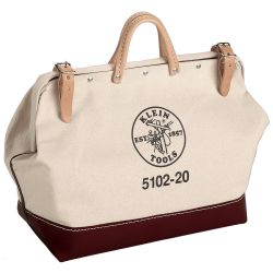 5102-20 20'' Canvas Tool Bag