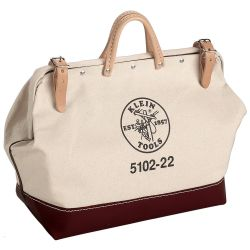 5102-22 22'' (559 mm) Canvas Tool Bag