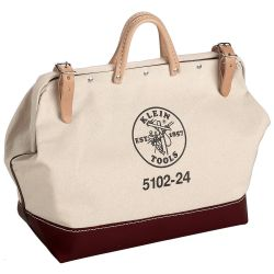 5102-24 24'' (610 mm) Canvas Tool Bag