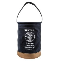 5104FR Flame-Resistant Canvas Bucket