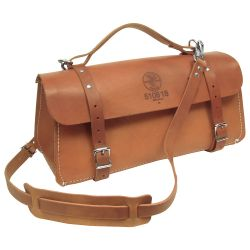 5108-18 18'' Deluxe Leather Bag