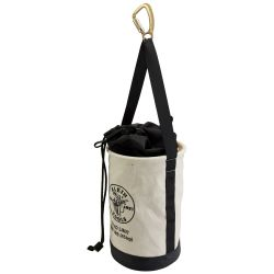 5114DSC Canvas Bucket with Drawstring Close, 17-Inch