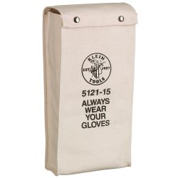 5121-15 Glove Bag, No. 4 Canvas, 15-Inch