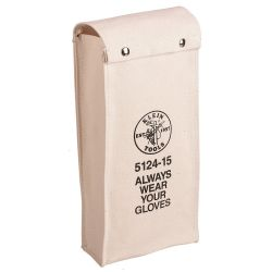 5124-15 15-Inch Glove Bag No. 10 Canvas