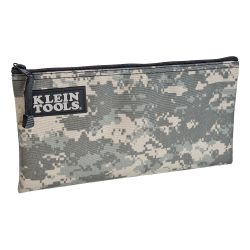 5139C Zipper Bag, Camouflage Cordura Nylon Tool Pouch, 12-1/2-Inch