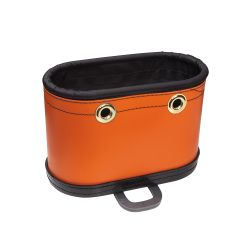 5144bhb Hard-Body Oval Bucket with Kickstand