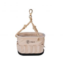 5152s Oval Bucket with 41 Pockets