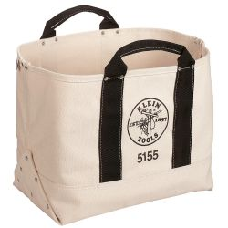Canvas-Bottom Tool Bags (2)