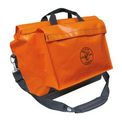 5181ora Vinyl Equipment Bag (Orange)