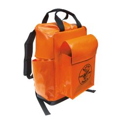 5185ora Lineman Backpack Orange