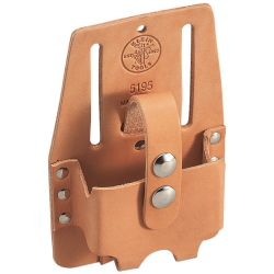 5195 Tape Measure Holder, Leather, Medium