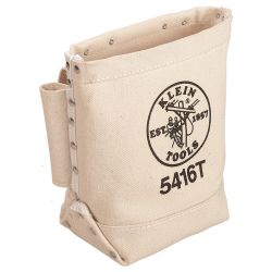 5416T Canvas Bull Pin/Bolt Bag, Tunnel Loop