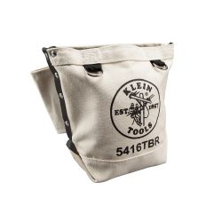 5416TBR Bolt Retention Pouch, Canvas, 10-Inch Wide