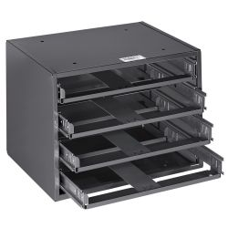 54474 4-Box Slide Rack 11-5/16-Inch Height
