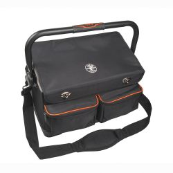 55432 Tradesman Pro™ 17 Pocket Tool Tote with Cover