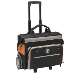 55452RTB Tool Bag, Tradesman Pro™ Rolling Tool Bag, 24 Pockets, 19-Inch