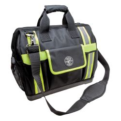 55598 Tool Bag, Tradesman Pro™ High-Visibility Tool Bag, 42 Pockets, 16-Inch
