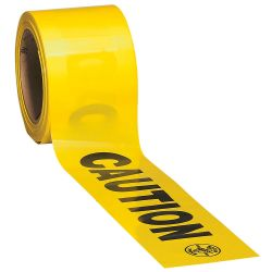 58001 Caution Warning Tape Barricade 1000 ft.