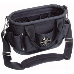 58888 12 Pocket Tool Tote with Shoulder Strap