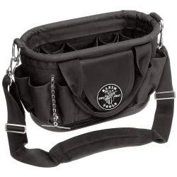 58890 17 Pocket Tool Tote with Shoulder Strap