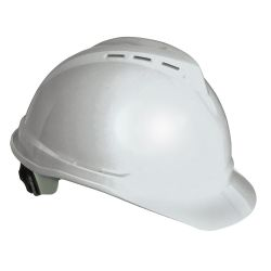 60025 Advance® Hard Cap, White