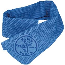 60090 Klein Cooling Towel, Blue